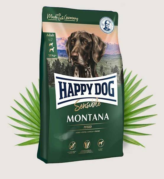 Happy Dog Montana - Targa Pet Shop
