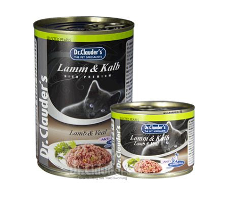 Dr. Clauder's Selected Pearls Lamb & Veal - Targa Pet Shop