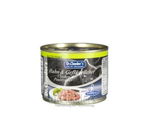 Dr. Clauder's Selected Pearls Chicken & Poultry Liver - Targa Pet Shop