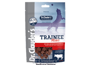 Dr. Clauder's Mini Trainee Snack Beef - Targa Pet Shop