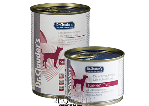 Dr.Clauder's Diet RSD Kidney - Targa Pet Shop