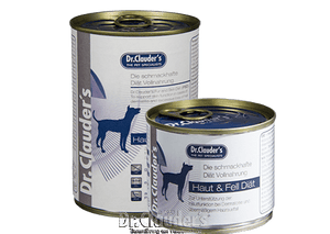 Dr.Clauder's Diet FSD Fur & Skin - Targa Pet Shop