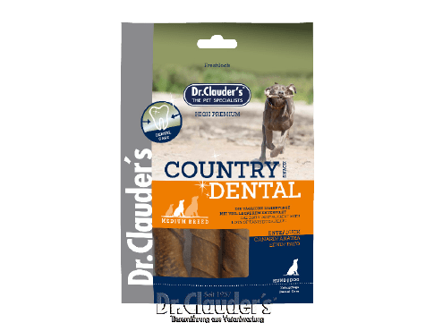 Dr. Clauder`s Country Dental Snack Duck - Targa Pet Shop