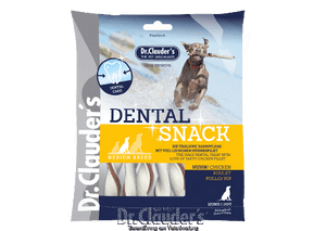Dr. Clauder`s Dental Snack Chicken - Medium Breed - Targa Pet Shop