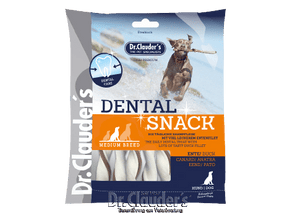 Dr. Clauder`s Dental Snack Duck - Medium Breed - Targa Pet Shop