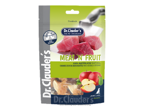 Dr. Clauder's Meat'n'Fruit Apple & Chicken Snack - Targa Pet Shop