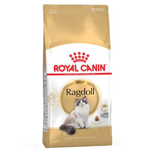 Royal Canin Ragdoll Adult Cat Food - Targa Pet Shop
