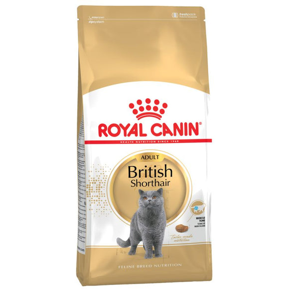 Royal Canin British Shorthair Adult Cat Food - Targa Pet Shop