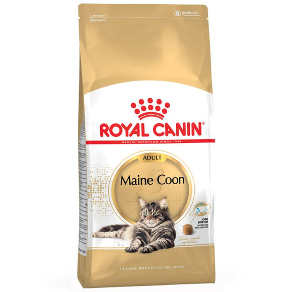 Royal Canin Maine Coon Adult Cat Food - Targa Pet Shop