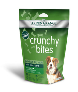 Arden Grange Crunchy Bites – with Fresh Lamb - Targa Pet Shop