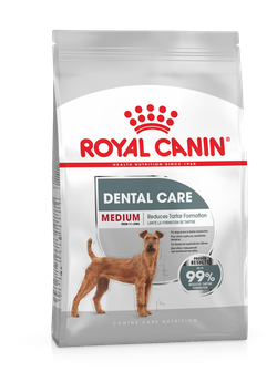Royal Canin Medium Dental Care Dry Dog Food - Targa Pet Shop