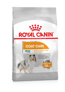 Royal Canin Mini Coat Care Dry Dog Food - Targa Pet Shop