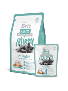 Brit Care Cat Missy for Sterilised - Targa Pet Shop