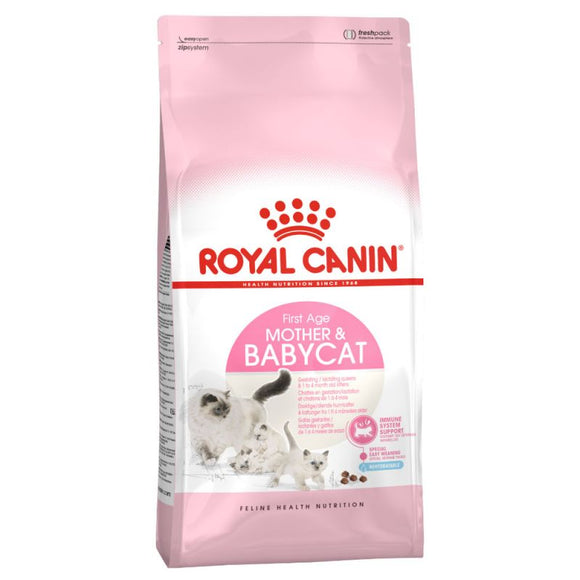 Royal Canin First Age Mother & Babycat Kitten Food - Targa Pet Shop