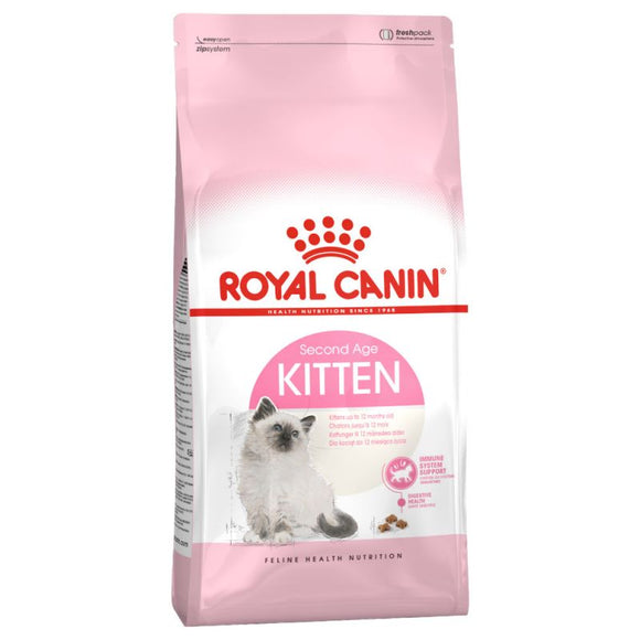 Royal Canin Second Age Kitten Food - Targa Pet Shop