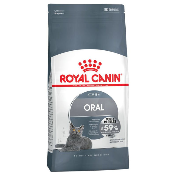 Royal Canin Oral Care Adult Cat Food - Targa Pet Shop