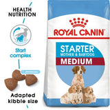 Royal Canin Medium Starter Mother & Baby Dog Food - Targa Pet Shop