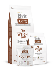 Brit Care Weight Loss Rabbit & Rice - Targa Pet Shop