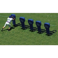 Elementary 5-Man Blocking Sled