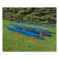 21' Bleacher With Steel Understructure (3-Row)