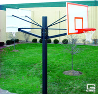 Endurance Double Board Playground System With Two 5feet Extensions And Two 60inch Glass Boards