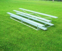 15 Feet 4 Tier Outdoor All Aluminum Weatherbeater Bleacher