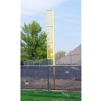 30feet Inground Baseball Foul Pole