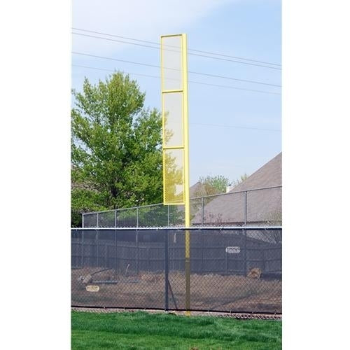 30feet Surface Mount Baseball Foul Pole