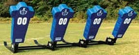 4-Man Big Boomer Sled With Man Pads
