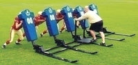 5-Man Big Boomer Sled With Man Pads