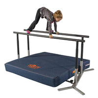 54 Inch Core Fitness Complete Parallel Bars Set