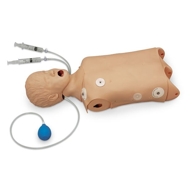 Advanced Child Airway Management Torso With Defibrillation Features