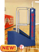 Arena Jr Freestanding Portable Volleyball System