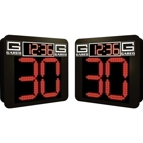 Basketball Shot Clocks With Game Timer