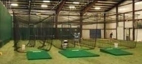Batting Cage 10feeth X 12feetw X 70feetl Without Netdirect Mounting