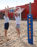 Competition Outdoor Volleyball System