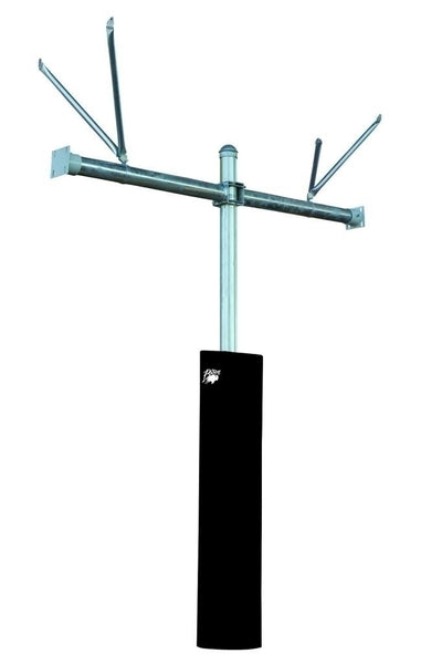 Double Sided 5 9/16 Inch Adjustable Pole System