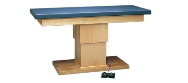 "Electric Hi-Lo Upholstered Treatment Table, 30"" X 78"""