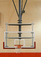 "Electric Zip Crank Height Adjuster for 42"" x 72"" Backboards"