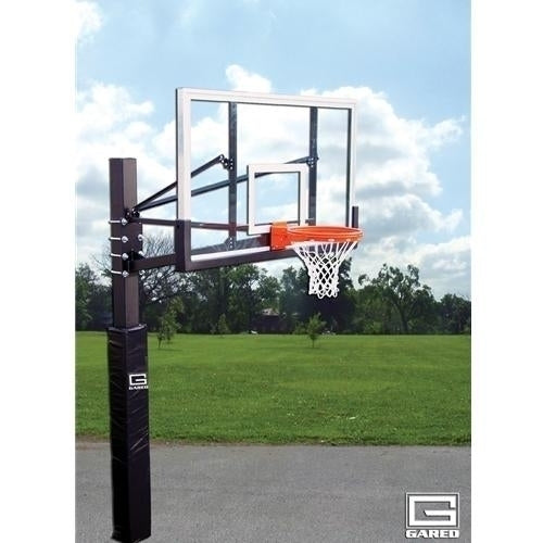 Endurance Playground System With 4feet Extension And 72inch Glass Board