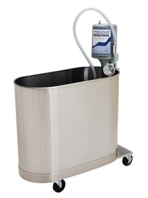 Extremity Mobile Whirlpool, 45 Gallon