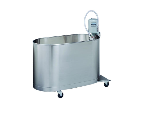 Extremity Mobile Whirlpool With Stand, 22 Gallon