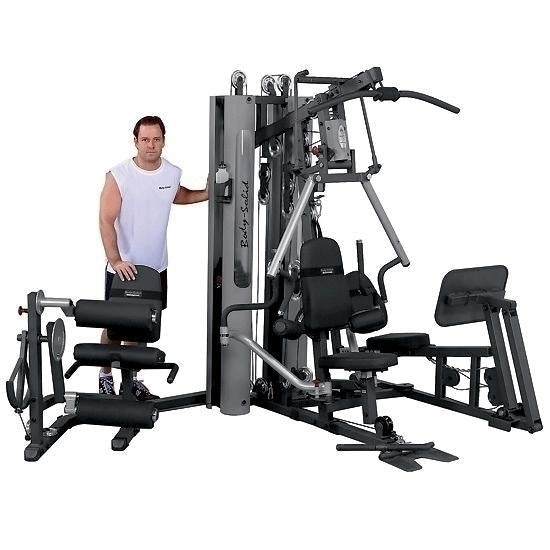 Flaghouse Weight Stack Space Saver Gym