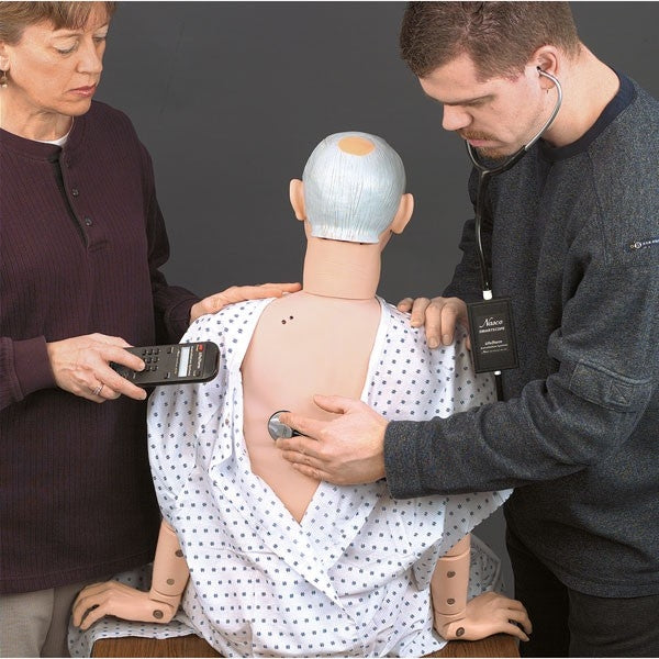 Geri Auscultation Update Kit For Auscultation Manikin