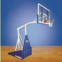 Hoopmaster LT Portable Basketball System With 5feet Boom
