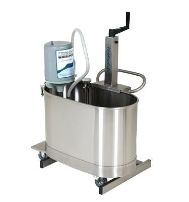 Hydrolift Hi-Lo Whirlpool Lift With 15 Gallon Extremity Tank