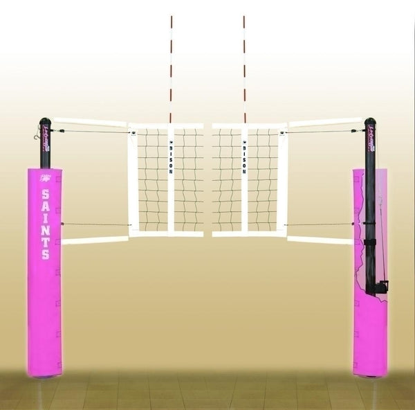 Lady Carbonmax Side-By-Side Double Court Vb System Without Sockets