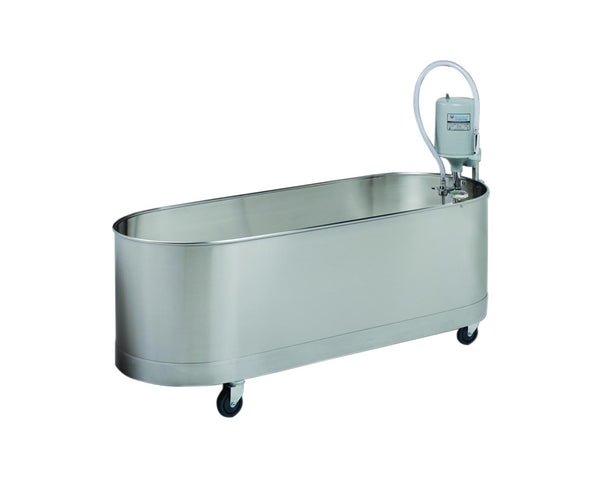 Low-Boy Mobile Whirlpool, 90 Gallon