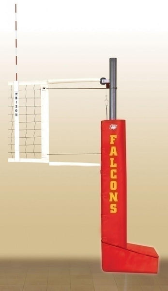 Match Point Aluminum Portable Volleyball System