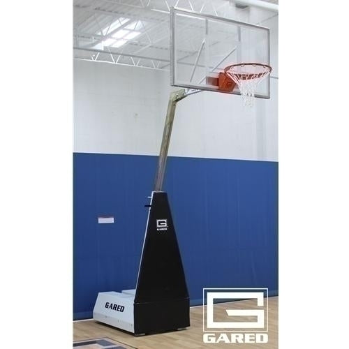 Micro-Z54 Roll-Around Basketball System With 4feet Boom